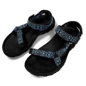 Teva Blue Sport Water Sandals Women's